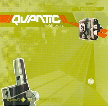 5TH EXOTIC BY QUANTIC (CD)