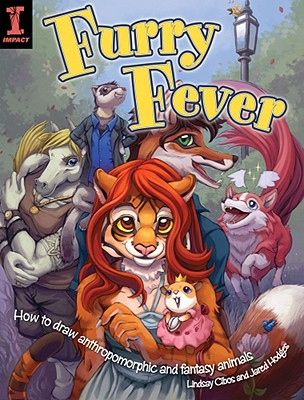 Draw Furries By Hodges, Jared/ Cibos, Lindsay